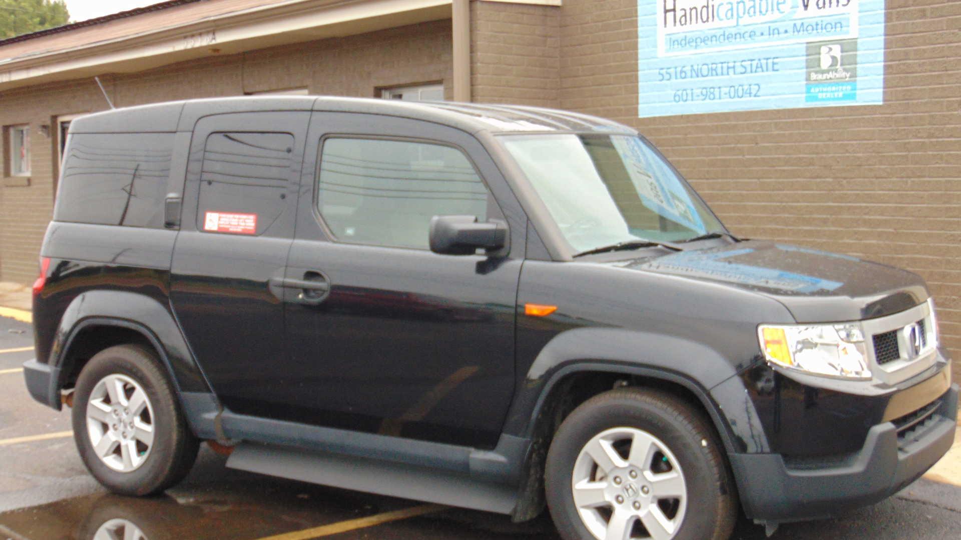 Freedom Motors Freedom Motors Honda Element Conversion. Call For Price